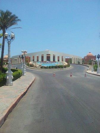 Titanic Beach Spa & Aqua Park : Entrance