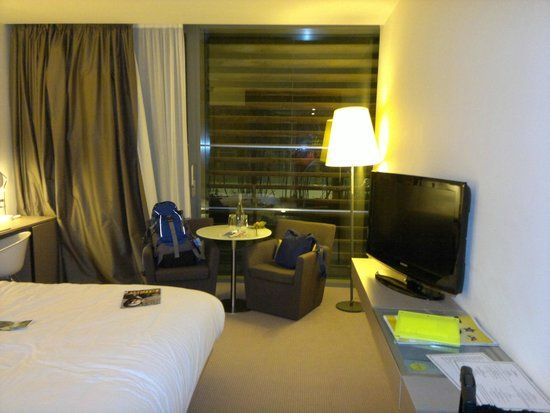 The Gibson Hotel: The Gibson's double room views