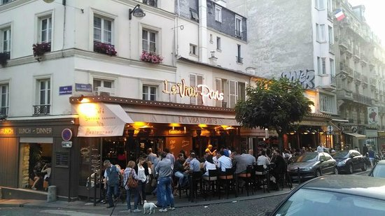 Place des Abbesses: Le Vrai Paris -  Montmartre