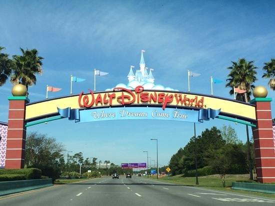 Disney Springs: entrada