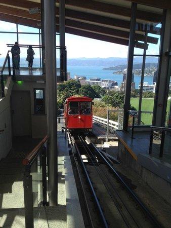 Wellington Cable Car: Cable Car