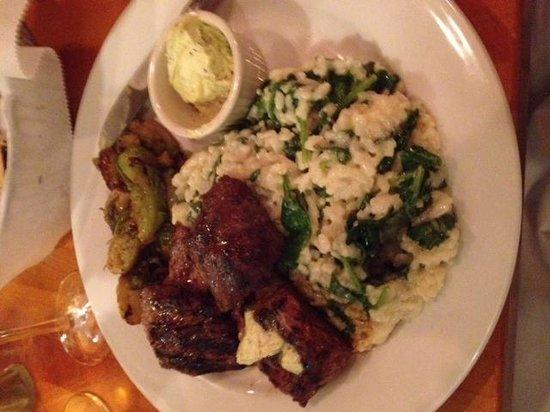 Siena Restaurant Mashpee Commons: steak tips