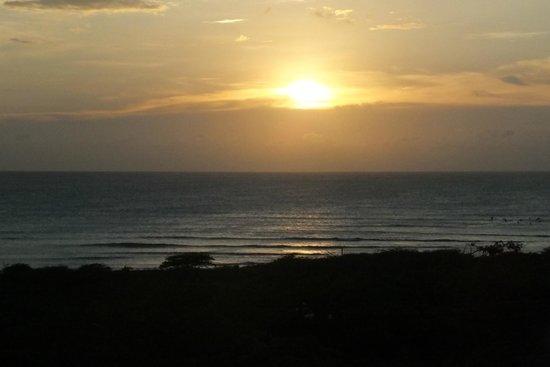 Holiday Inn Resort Aruba - Beach Resort & Casino: Por do sol