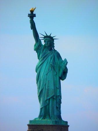 Staten Island Ferry: La statue de la Liberté