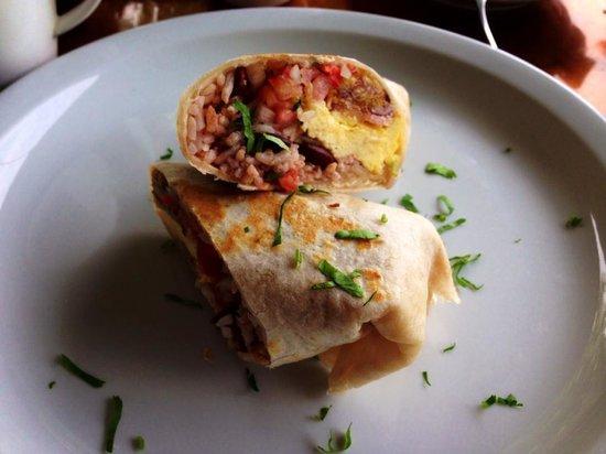 Casa Chameleon Hotel Mal Pais: More breakfast