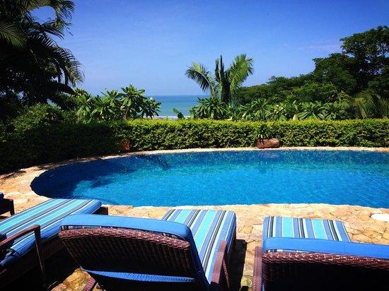 Casa Chameleon Hotel: Amazing view