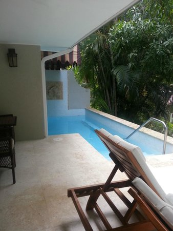 Sandals Regency La Toc Honeymoon Hideaway Private Pool