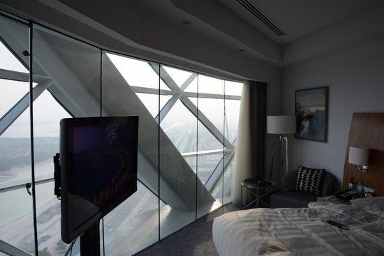 Hyatt Capital Gate : Bedroom