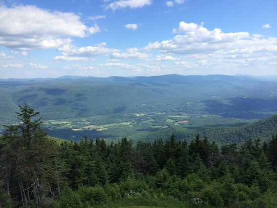 Mount Equinox: A view from the top