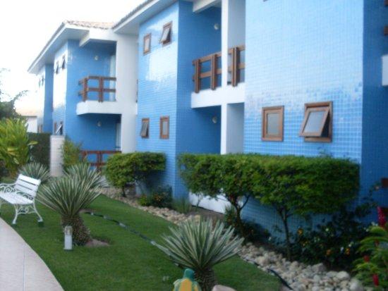 Brisa da Praia Hotel: jardim