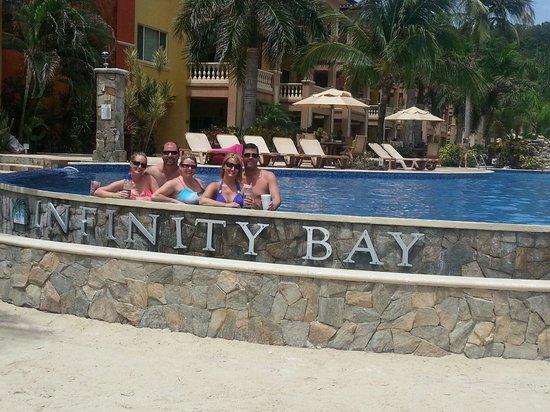 Infinity Bay Spa and Beach Resort: Wedding week June 2014