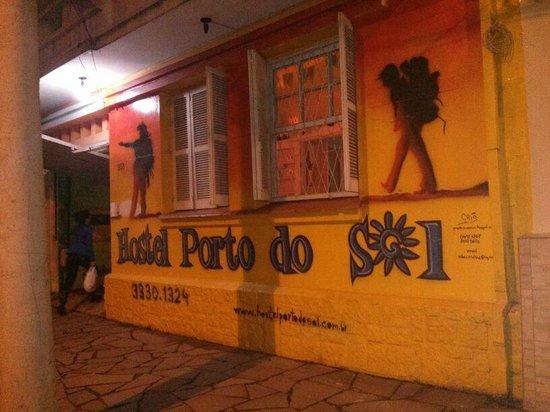 Hostel Porto Do Sol : Fachada.