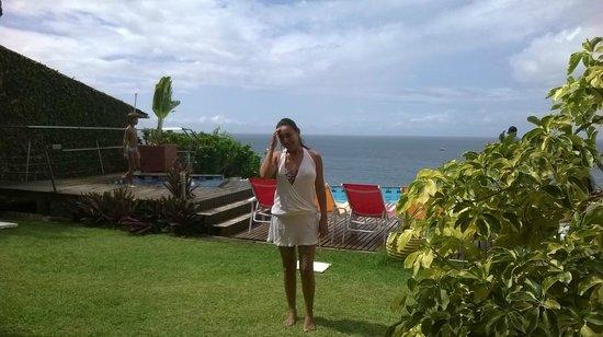 Hotel Pousada Ilha da Saudade: Bem aconchegante  e bonito