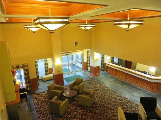 Quality Inn Gresham: Main Lobby