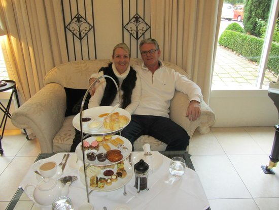 Villa Howden : High Tea