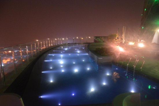 Hyatt Capital Gate: Pool