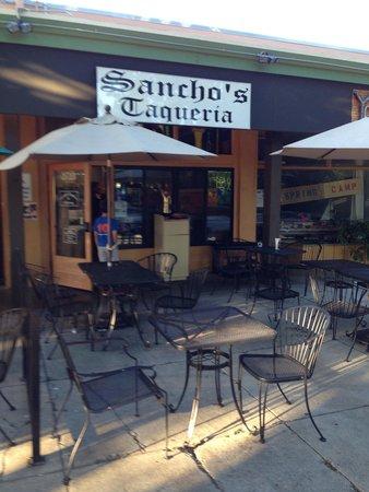 Sancho's Taqueria