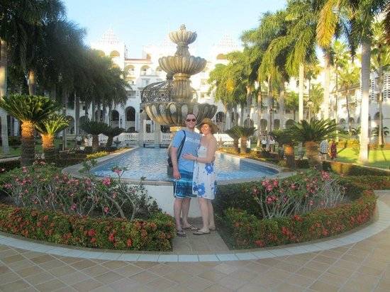 Hotel Riu Palace Pacifico: grounds