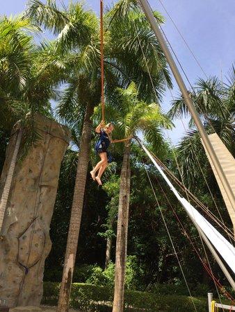 The Reserve at Paradisus Punta Cana : Bungy!