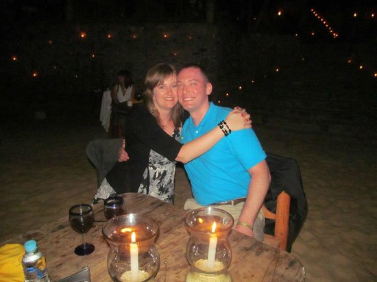 Rhythms of the Night by Vallarta Adventures : After Dinner and Proposal