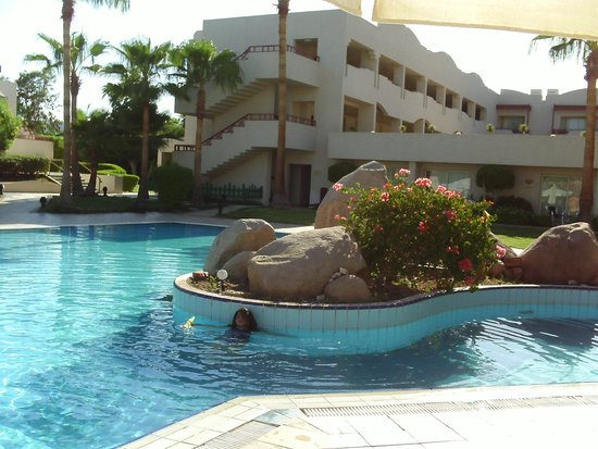 Sharm El Sheikh Marriott Resort : منظر بديع