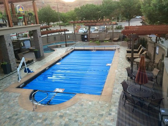 Best Western Plus Canyonlands Inn: Great Pool Area