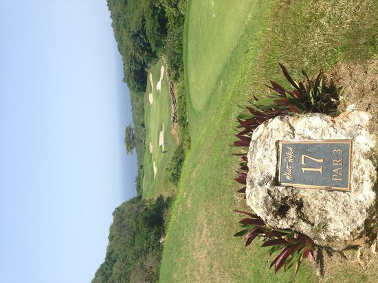 White Witch Golf Course: #17