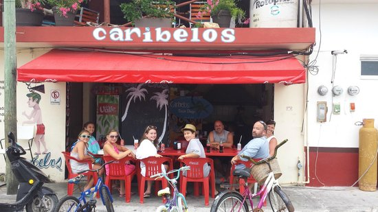 Caribelos: Great Place for lunch