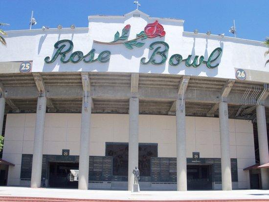 Rose Bowl Stadium : The Rose Bowl