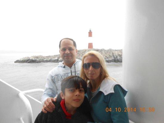 Faro Les Eclaireurs: Excelente paseo en el ultimo faro del mundo ¡¡¡¡