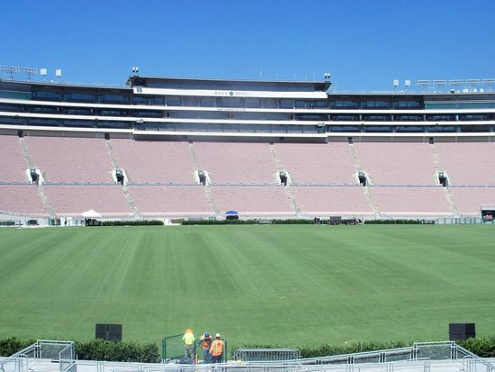 Rose Bowl Stadium: The Rose Bowl