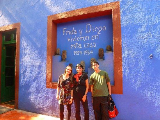 Musée Frida Kahlo : Museu Frida!