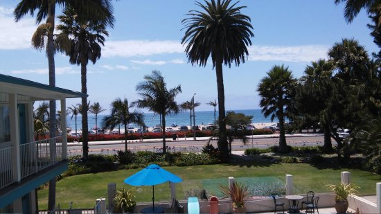 Cabrillo Inn at the Beach: View from the balcony