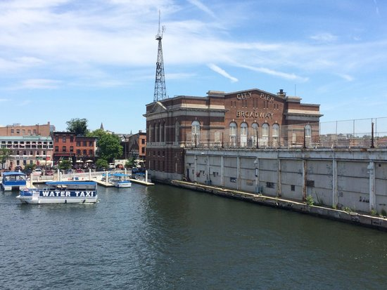 Fell's Point : View from boat