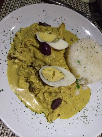 Lima 12 05 Peruvian Cuisine & Steak House: Tasty Chicken