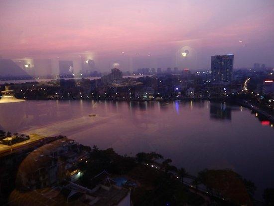 Sheraton Hanoi Hotel: North view