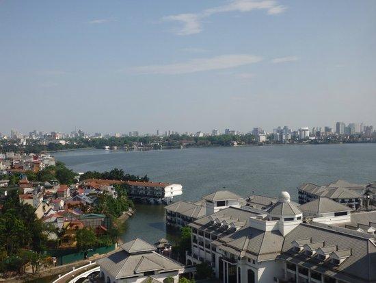 Sheraton Hanoi Hotel: South view