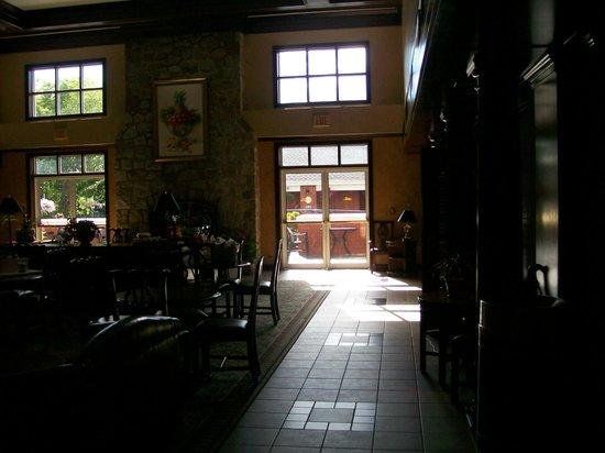 Homewood Suites by Hilton Wilmington - Brandywine Valley: Lounge Area