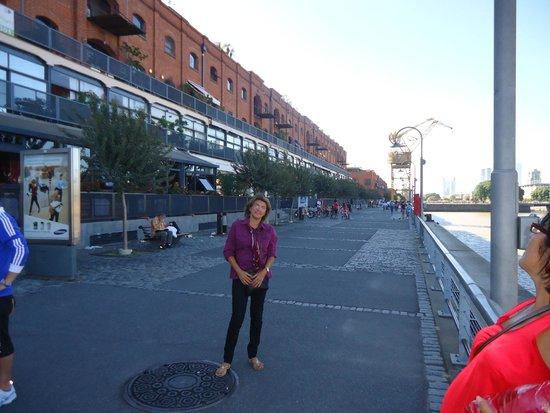 Puerto Madero: Bom passeio
