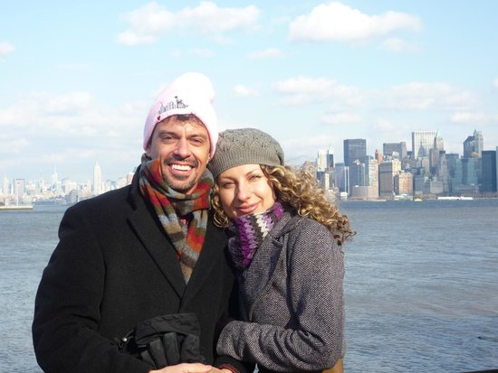 Manhattan Skyline: First Trip to NYC Together