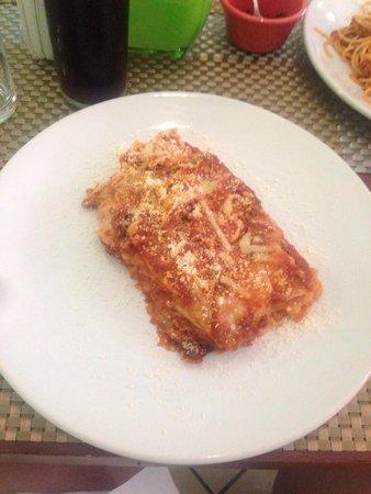 Fiorenza: Lasagna