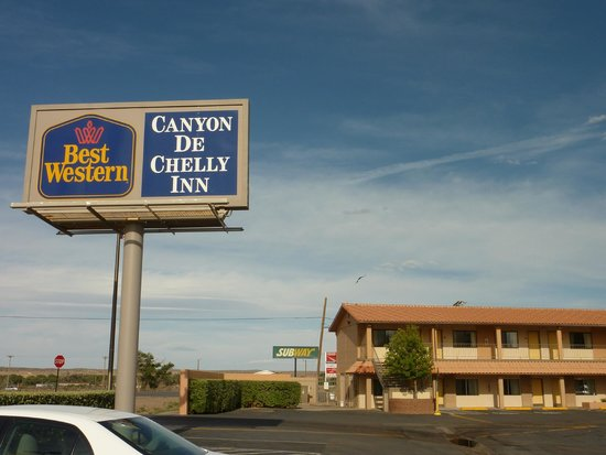 Best Western Canyon De Chelly Inn : Good Place to Relax