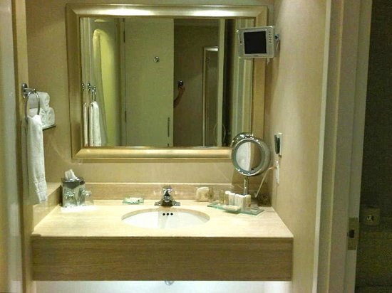 White Oaks Conference Resort & Spa: Nice amenities in bathroom