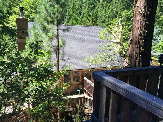 Mountain Retreat Resort, a VRI resort : Surroundings.