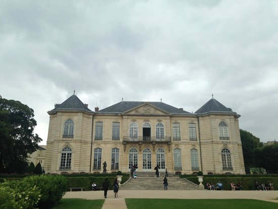 Musée Rodin : the musee
