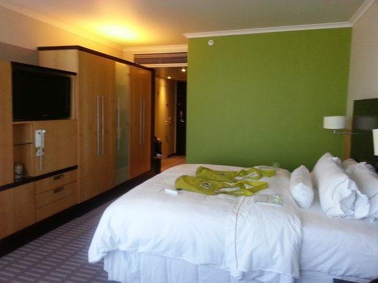 The Westin Cape Town: ini foto kamar yg saya tempati di westin cape town