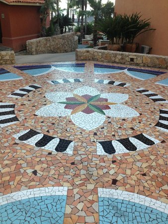 Sheraton Grand Los Cabos Hacienda Del Mar: grounds