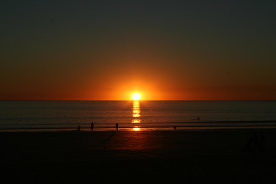 Blue Seas Resort : Cable Beach Sunset