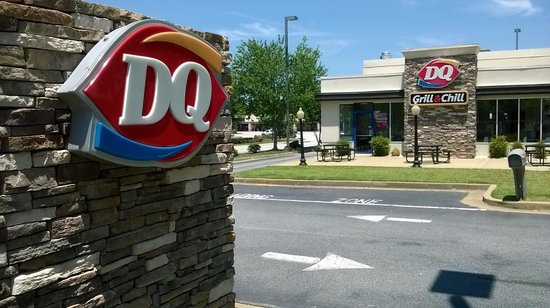 Dairy Queen : Nothing like 'the Queen!
