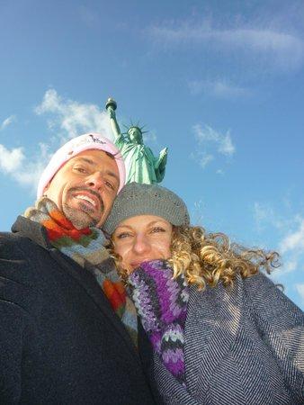 Statue de la liberté : Us